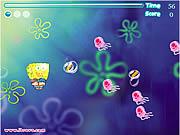 Spongebob Balloon game