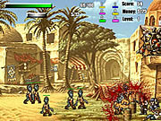 Play Zombie slaughter Game