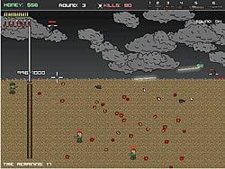 Monster Mowdown game
