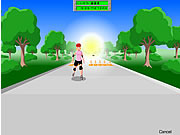Fitness Recreation game