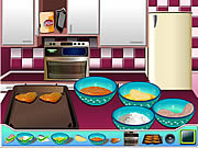 Play Healthy chicken nuggets Game