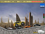 Play Taxi truck Game