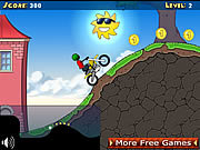Juega al juego gratis Happy Bike