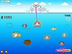Squid Fishing game