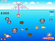 Squid Fishing game