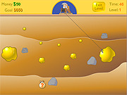 juego Gold Miner