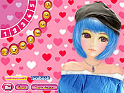 Perfect Date Makeup game