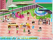 Tessa's Party game