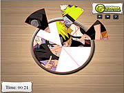 juego Pic Tart - Naruto
