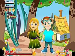 Elf's Lovely Kiss game