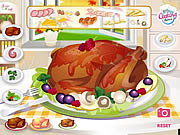 Tasty Turkey game