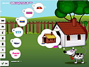 Dog Dream House game