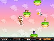Perky Monkey game