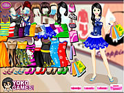 Fashion Girl Shopping game