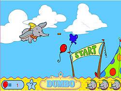 Dumbo's Great Race game