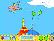 Play Dumbos great race Game