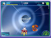 Quantum Space Chase game