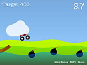 Play Monster truck maniac 3 Game