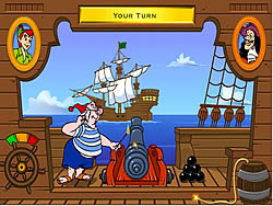 Pirate Battle game