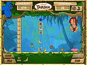 Play Tarzan coconut run Game