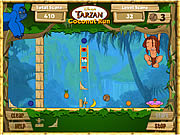 Tarzan - Coconut Run game