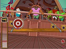 Hook's Dart Camp game