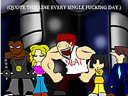 Watch free cartoon Parody Rangers