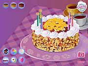 Crazy Birthday Cake game