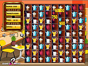 Cafe Swap Puzzle game