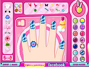 Nail Diy Fun game