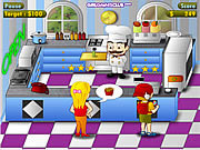 Diner Chef game