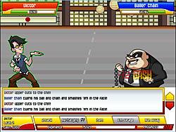 juego Ninjas vs Mafia Deluxe
