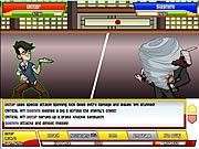 Play Ninjas vs mafia deluxe Game