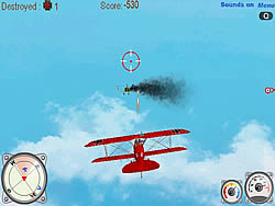 The Red Barron 1918 game