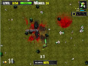 Blood Wars: Vedroid's Attack game