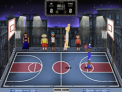 World Basket Cup game