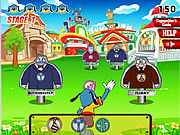 Play Cog target practice Game