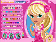 Play Sweet school makeup Game