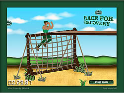 Race For Recovery game