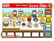 Japanese Buffet game