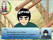 Play Naruto dating sim Game