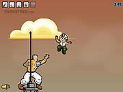 DwarfToss game