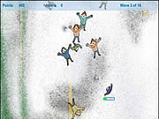 Play Snow striker Game