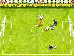 Pet Soccer game