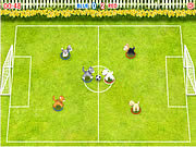 Pet Soccer game