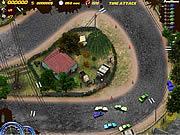 Play Brutal racing 2010 nitro addiction Game