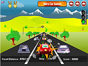 Afterburner Highway  game