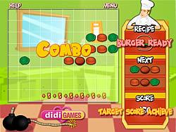 Burger Master game