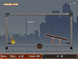 Rolling Drones game