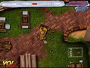 Violet Parking 2 Dinosaurs game